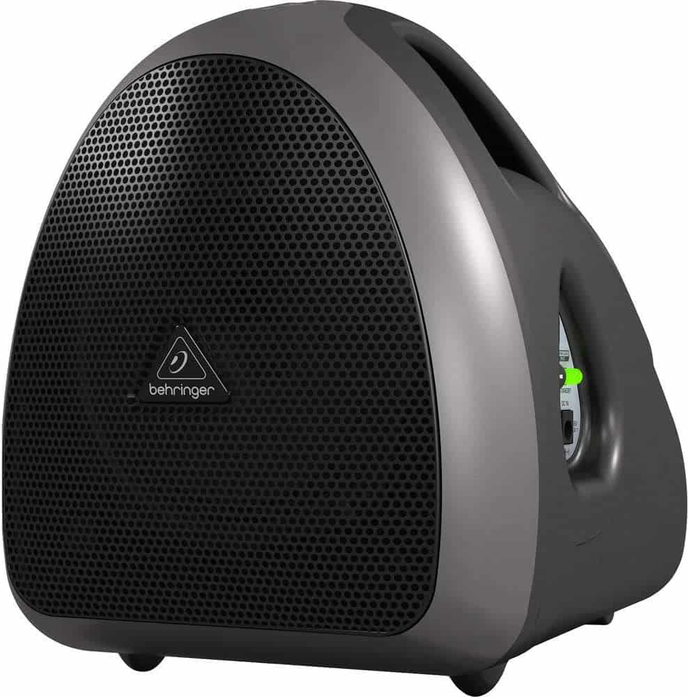 Best compact portable PA: Behringer Europort HPA40