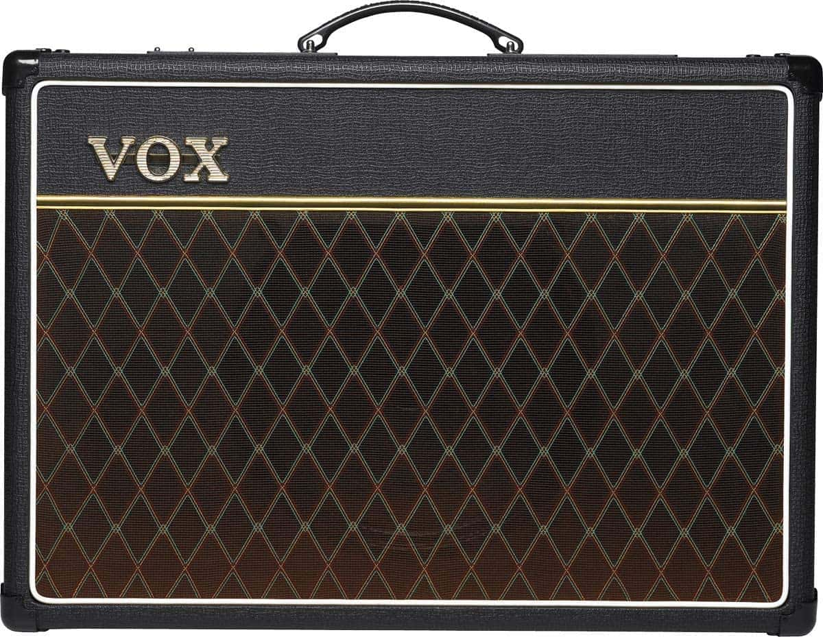 Best built-in reverb: Vox AC15C1 Guitar Combo Amp