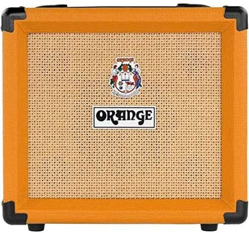 Best cheap budget solid-state amp for blues: Orange Crush 12