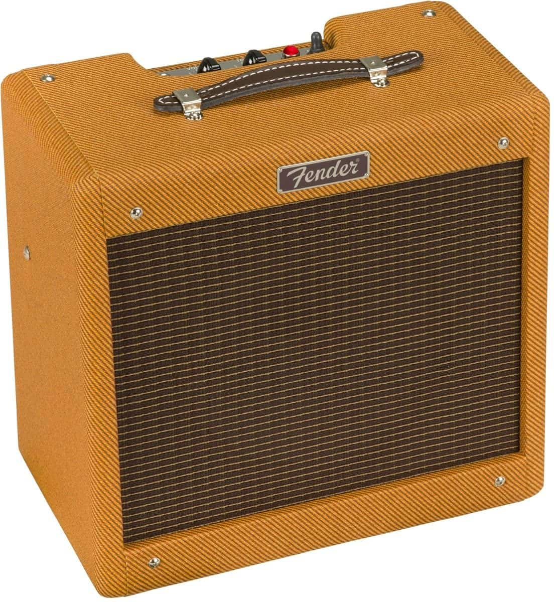 Overall best sound: Fender Pro Junior IV