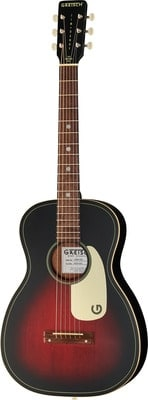 Best acoustic parlor guitar for beginners: Gretsch G9500 Jim Dandy