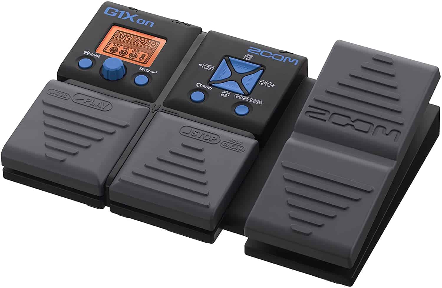 Best affordable multi-effects pedal: Zoom G1Xon