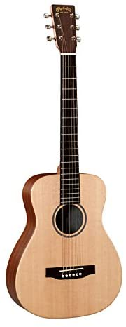 Best electro-acoustic guitar for beginners: Martin LX1E Little Martin
