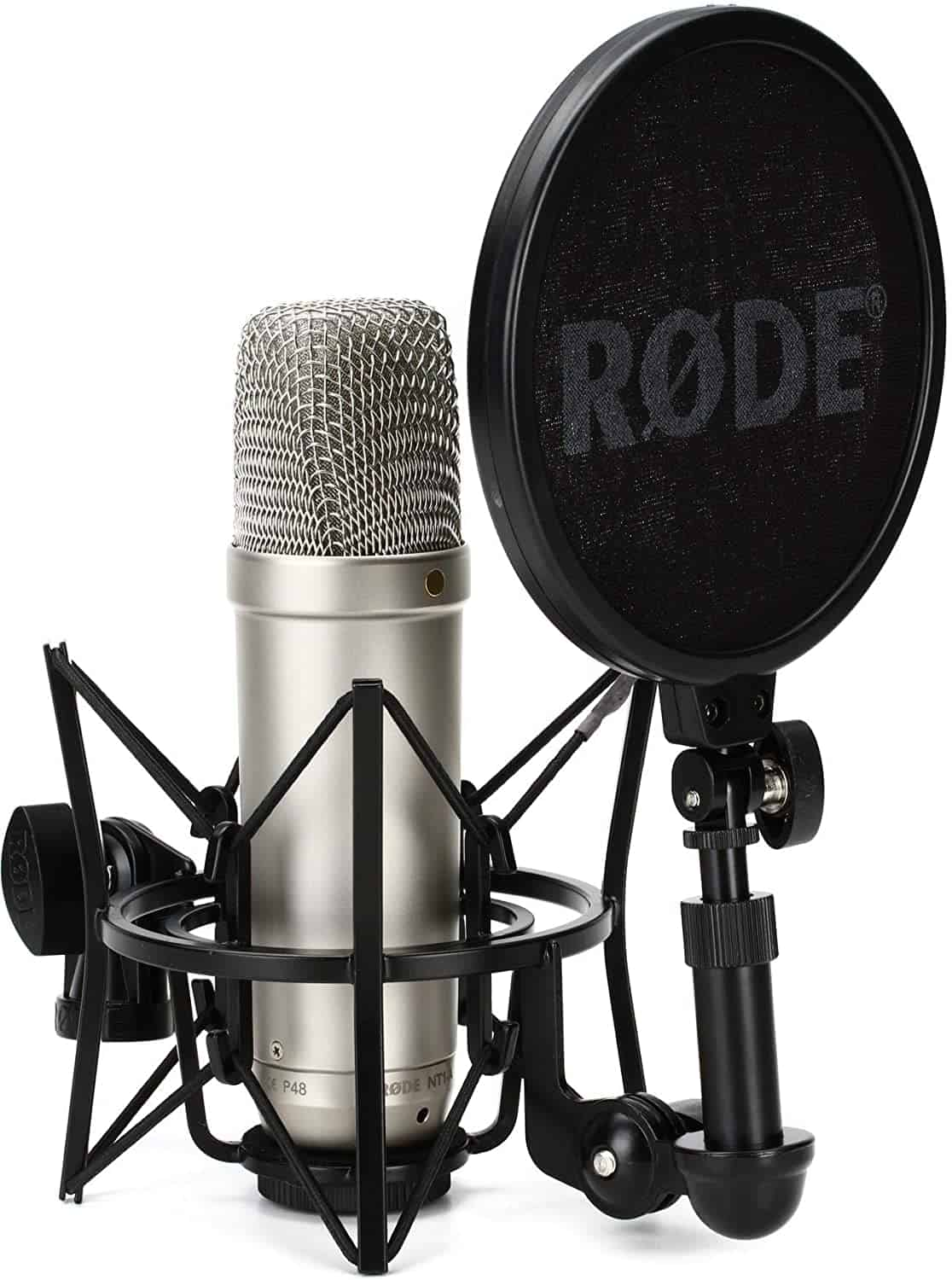 Best for room sound: Rode NT1 Condenser Microphone