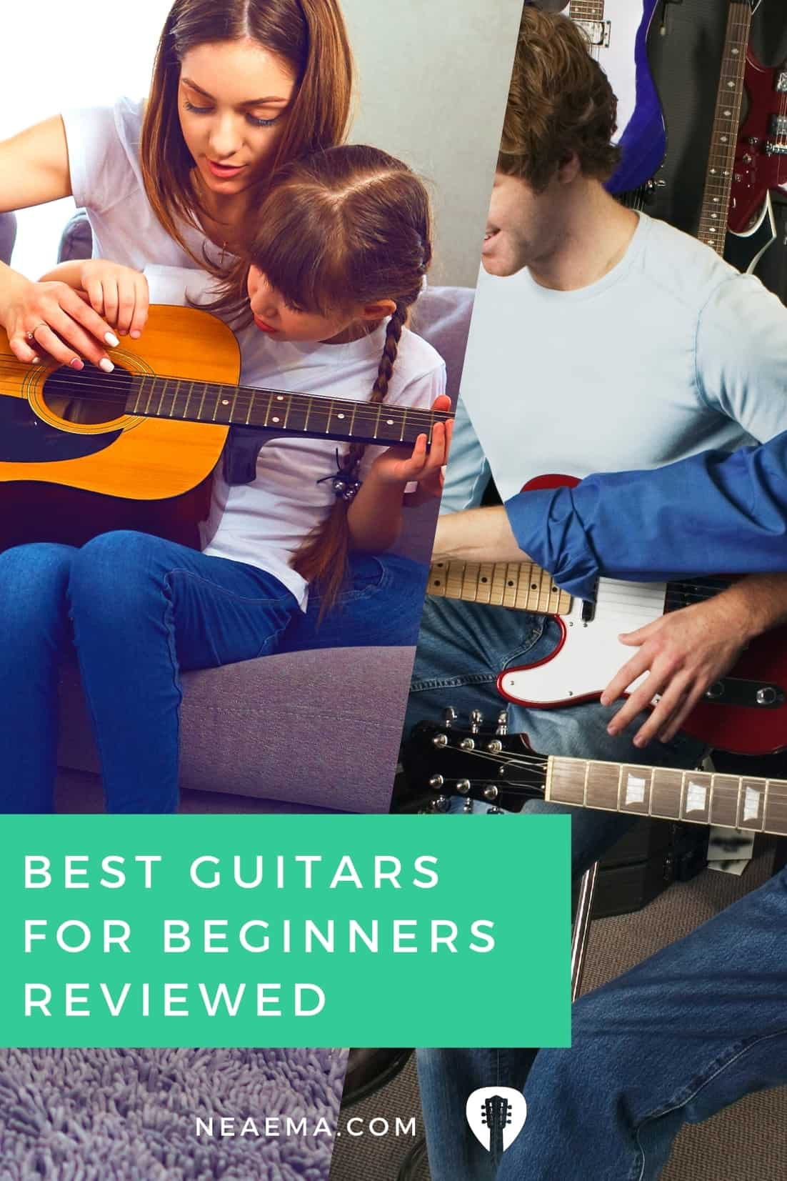 Best guitars for beginners reviewed