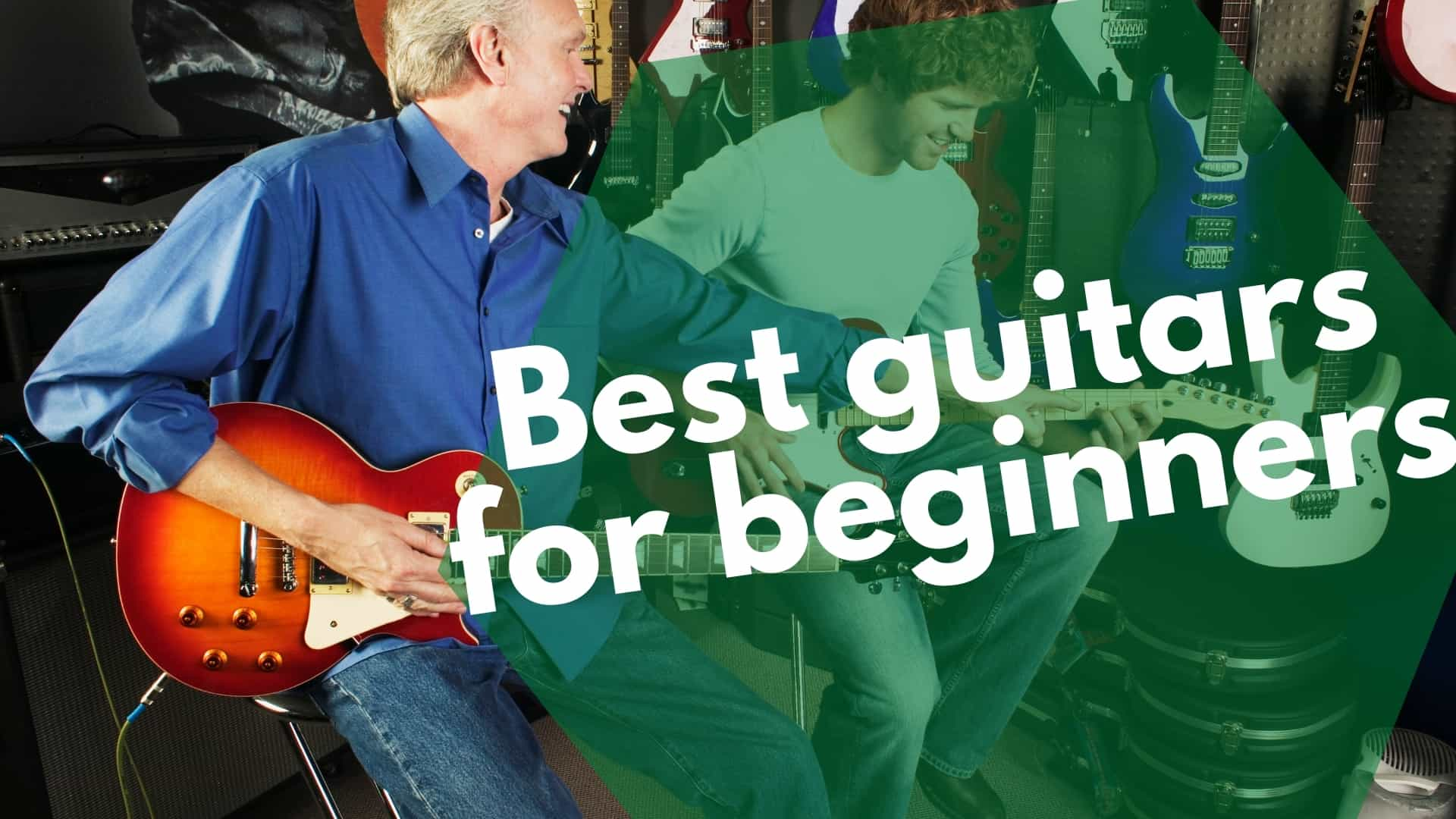 Best guitars for beginners: discover 13 affordable electrics and acoustics