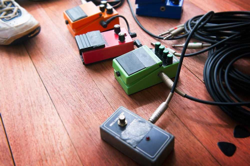 Can You Use Guitar Pedals for Vocals?