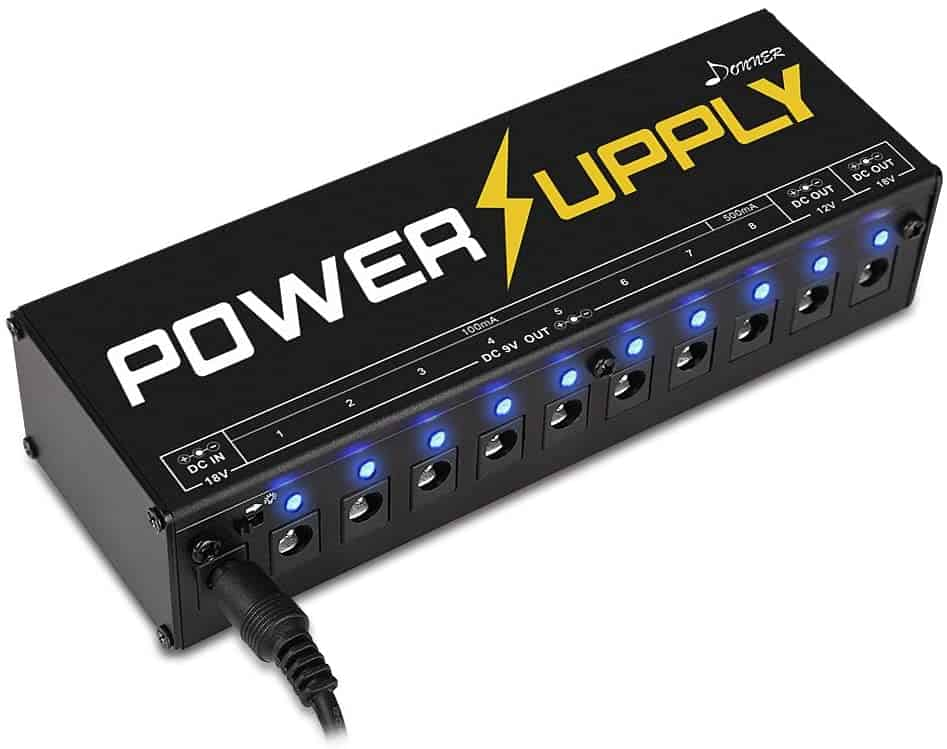 Donner power supply