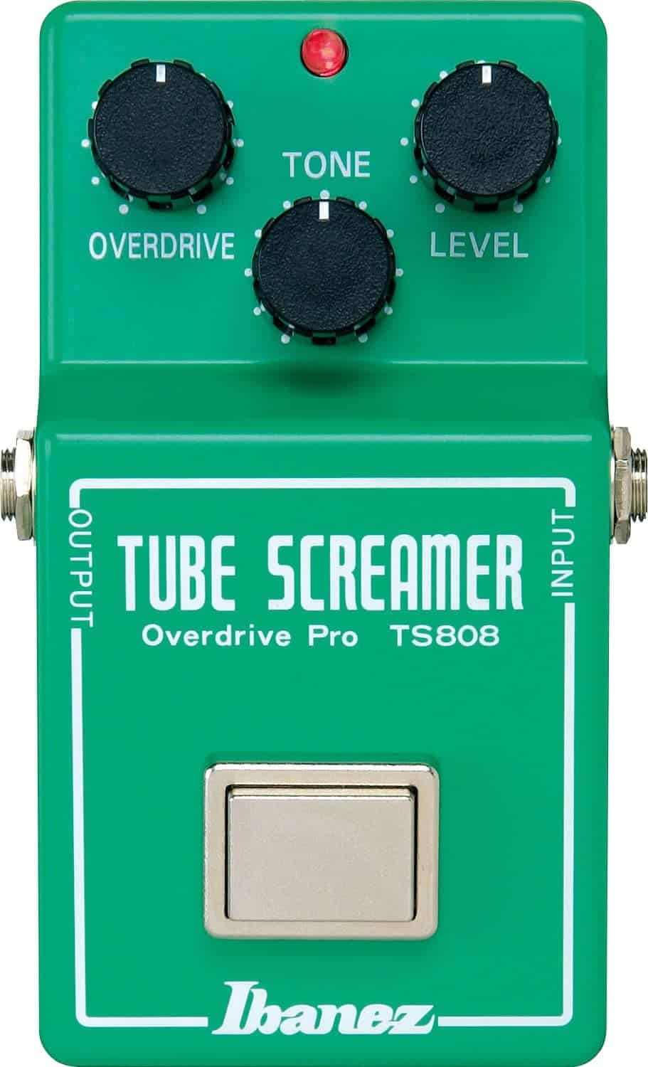Ibanez TS808 Overdrive Pedal reviewed