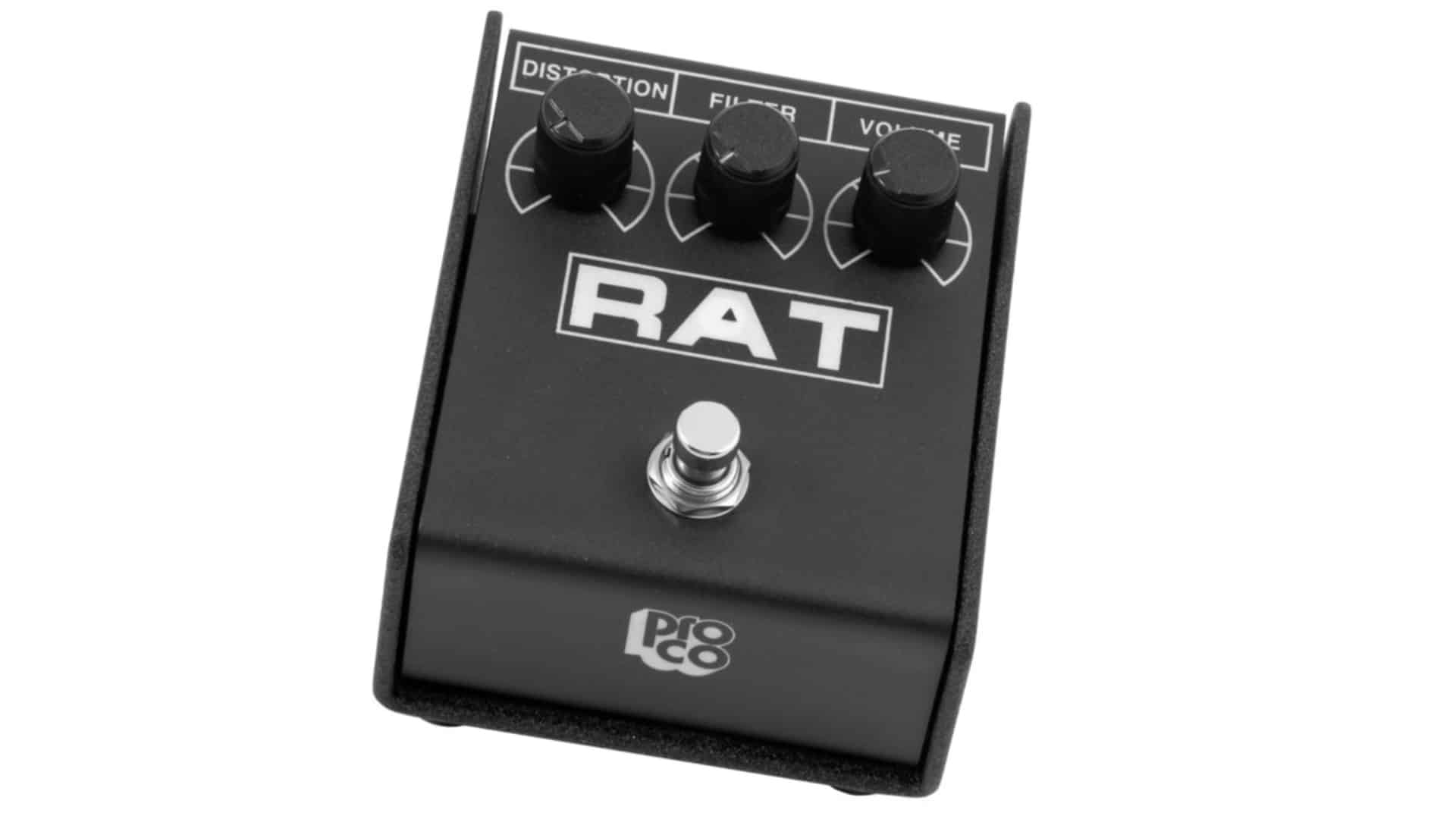 Pro Co RAT2 Distortion Pedal Review