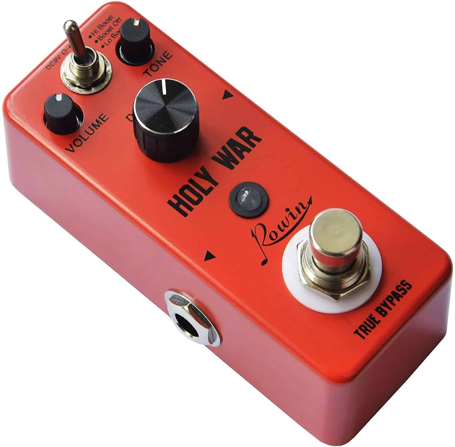 Rowin Analog Heavy Metal Distortion Pedal
