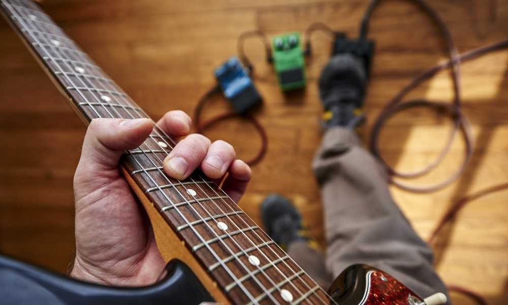 What Are Guitar Pedals Used For?