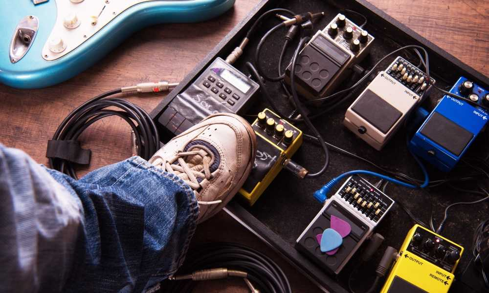 What to look out for when powering guitar pedals