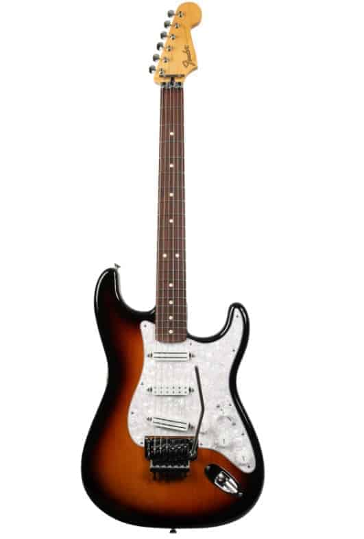 Best strat for metal: Fender Dave Murray Stratocaster