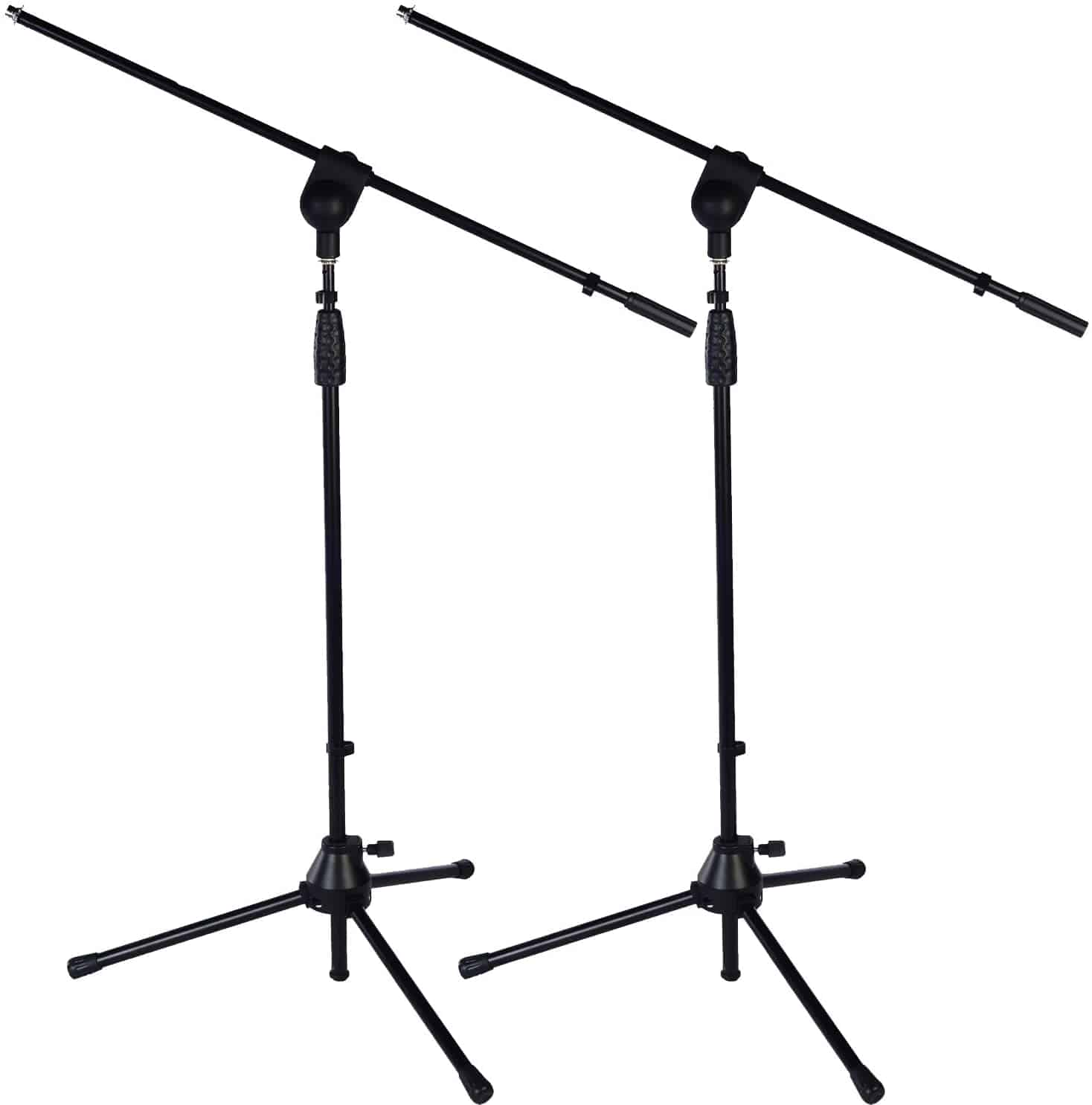 Best choir boom stand two-pack: LyxPro Podium