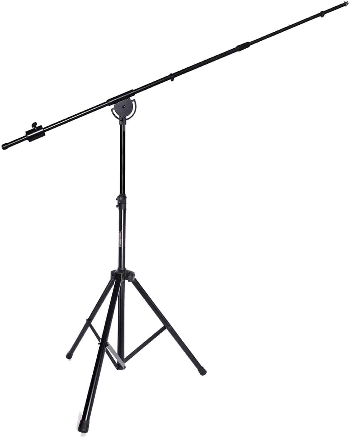 Best choir boom stand with extra long arm: LyxPro SMT-1 Professional