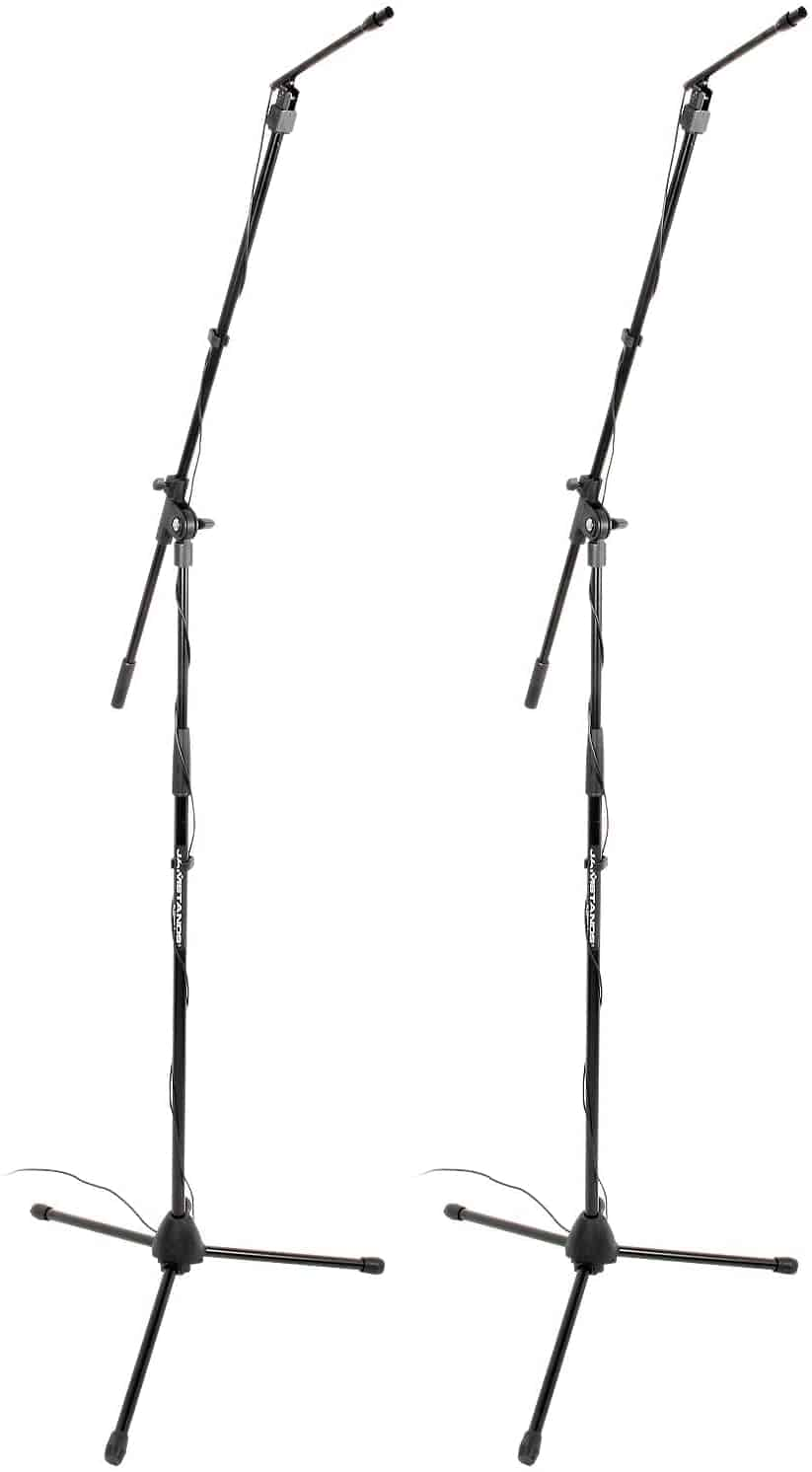 Best choir mics for outdoor use: Samson Choir Microphone with Stands