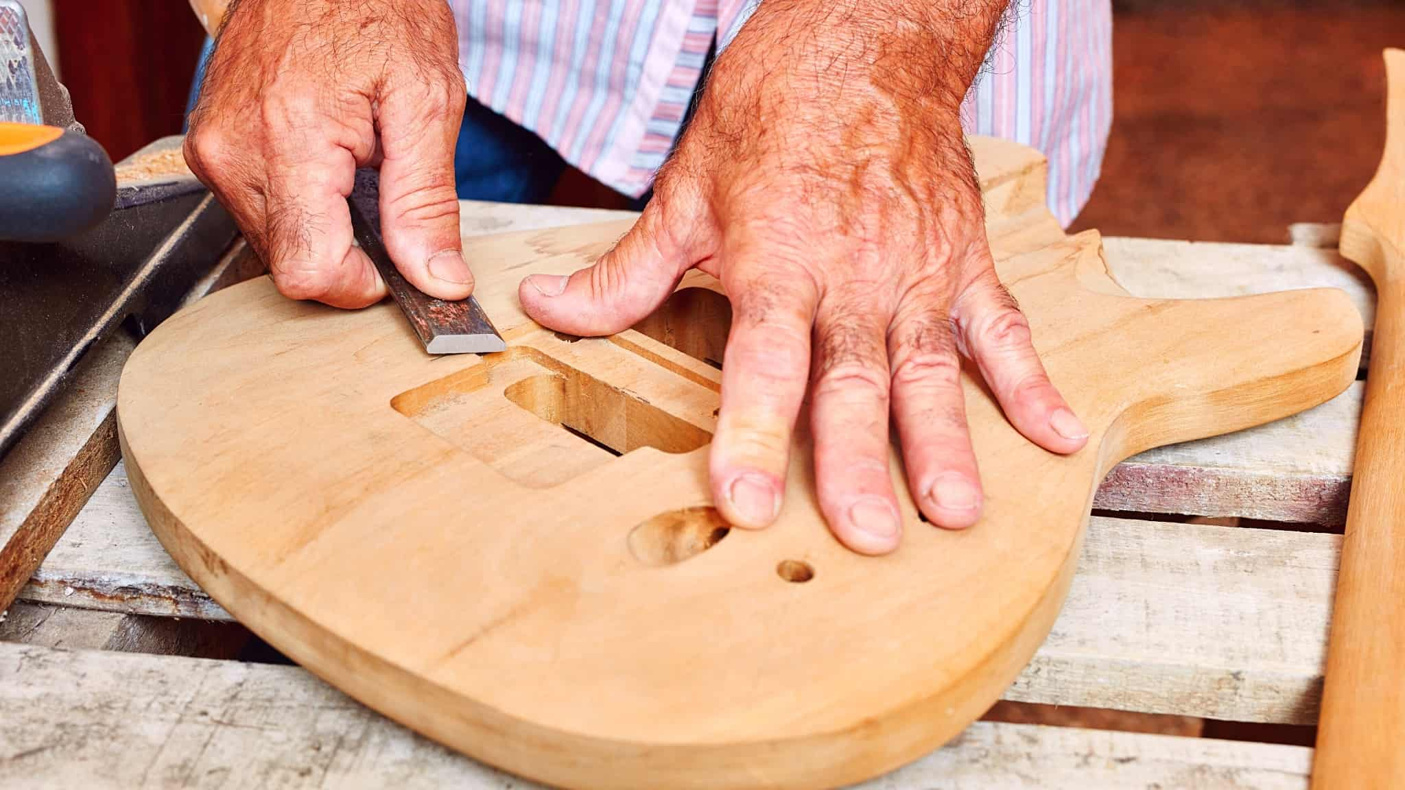 Best wood for electric guitars