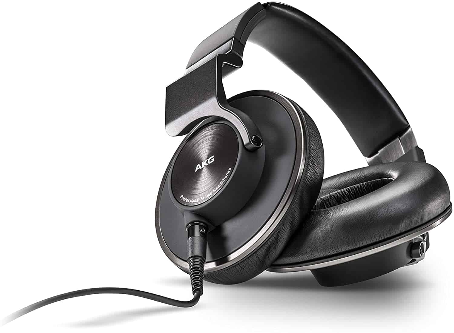 Best overall closed-back headphones- AKG Pro Audio K553 MKII
