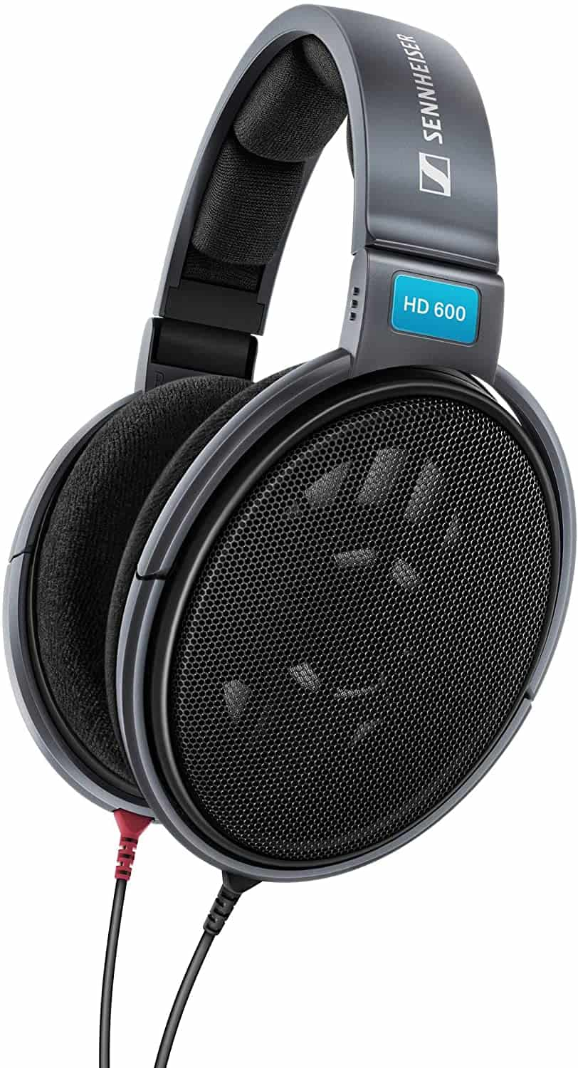 Best overall open-back headphones- Sennheiser HD 600 Professional Headphones